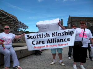 kinship demo june 2014
